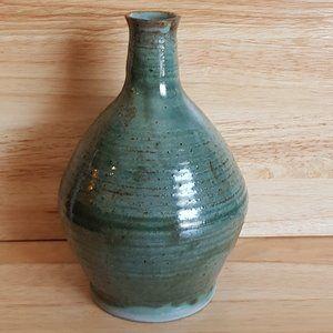 Heavy Pottery Vase